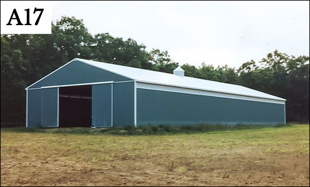 custom post frame ag building a 17