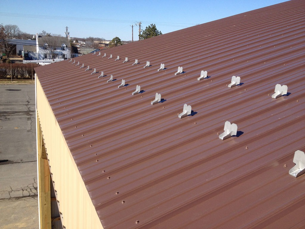 roofing options for pole barns